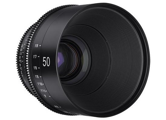 rokinon-xeen-50mm-t1.5 Samyang officially unveils Rokinon XEEN cine prime lenses News and Reviews