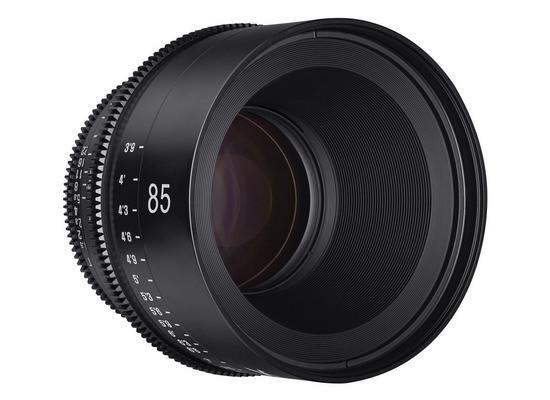 rokinon-xeen-85mm-t1.5 Samyang officially unveils Rokinon XEEN cine prime lenses News and Reviews