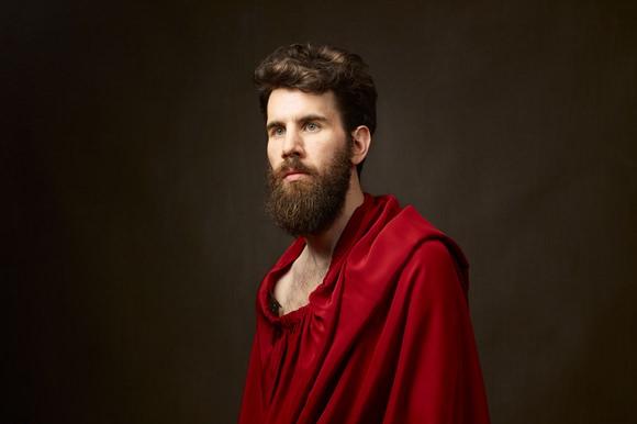 Roman Empire selfie