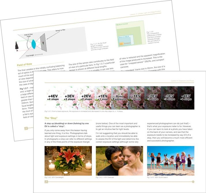 sample-pages The Nuts and Bolts of Photography: A Beginner's Guide Announcements MCP Thoughts