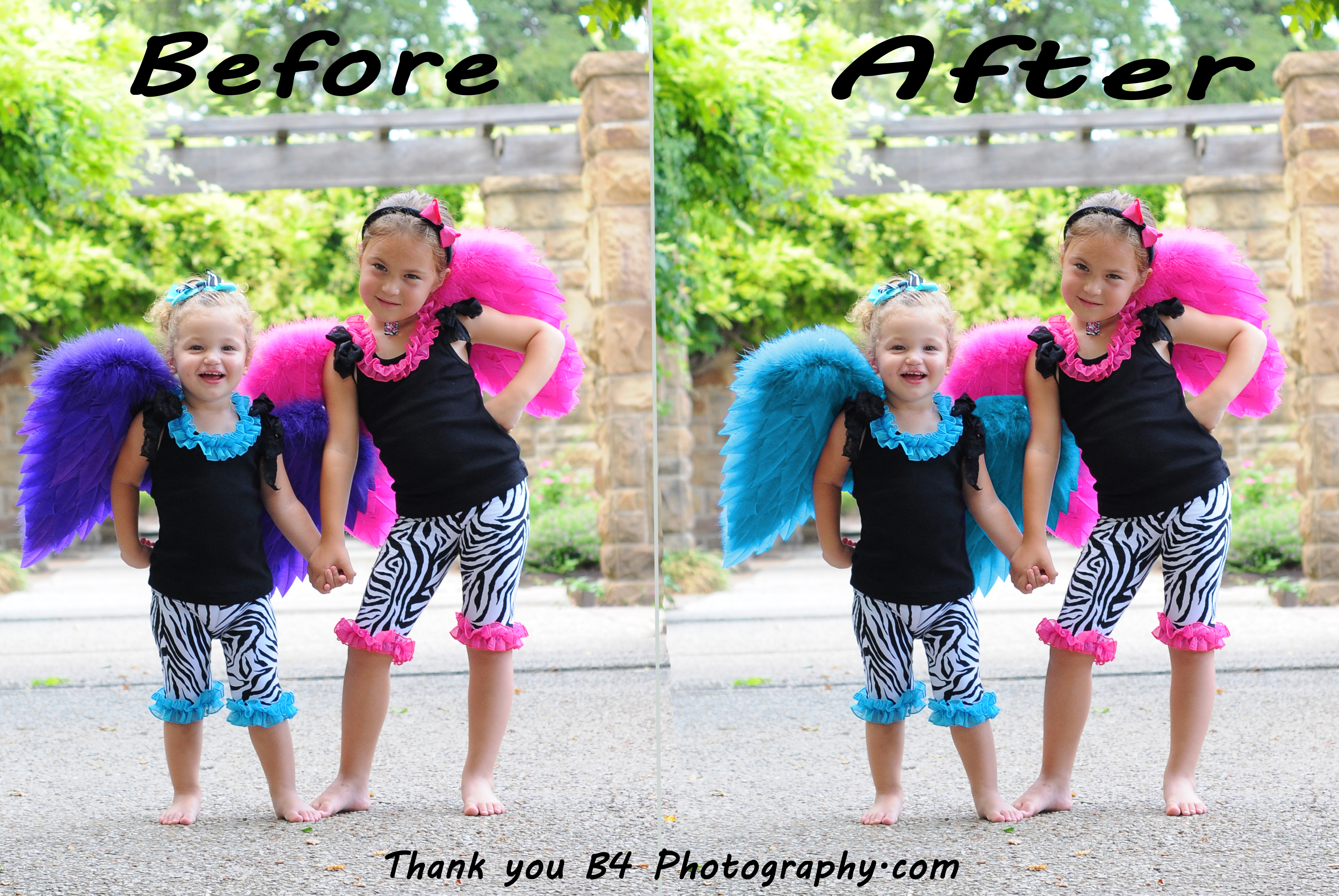 sample2 Use Photoshop to Change the Color of Objects in Your Photos Guest Bloggers Photoshop Tips & Tutorials