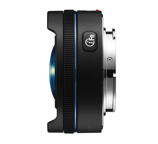 samsung-10mm-f3.5-fisheye-lens-black Samsung 10mm f/3.5 fisheye lens announced for NX cameras News and Reviews