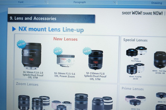 samsung-50-150mm-f2.8-lens-rumor Samsung NX1 flagship and two more NX-mount cameras coming soon Rumors