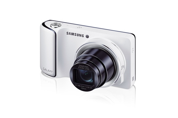 Samsung has announced a WiFi-only version of its Android-powered Galaxy Camera