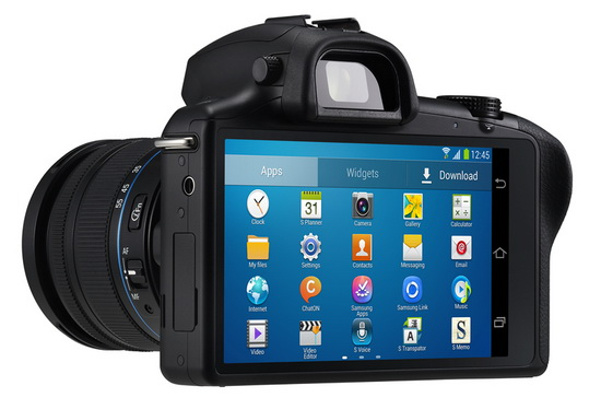samsung-galaxy-nx-android-camera Samsung Galaxy NX Android camera with WiFi and LTE announced News and Reviews