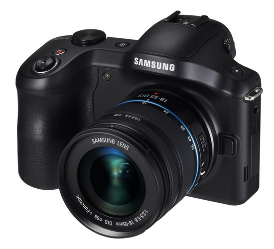 samsung-galaxy-nx-camera Samsung Galaxy NX Android camera with WiFi and LTE announced News and Reviews