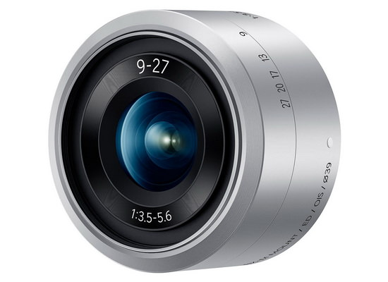 samsung-nx-m-9-27mm-f3.5-5.6-ed-ois Samsung NX mini camera announced for selfie enthusiasts News and Reviews