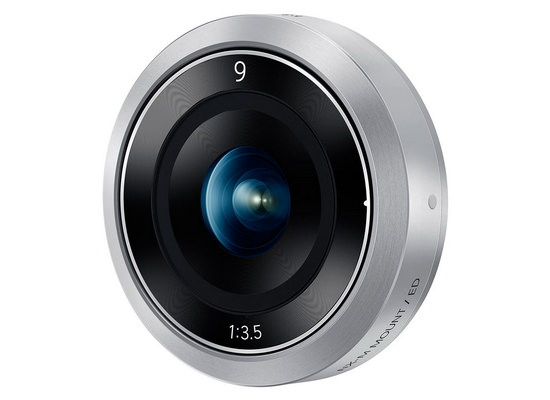 samsung-nx-m-9mm-f3.5-ed Samsung NX mini camera announced for selfie enthusiasts News and Reviews