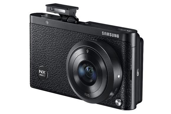 Samsung NX Mini 2 leaked