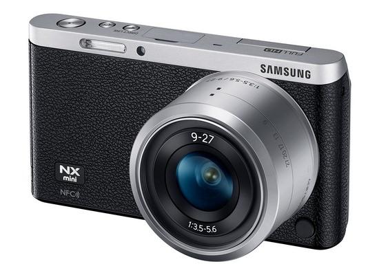 samsung-nx-mini Samsung NX mini camera announced for selfie enthusiasts News and Reviews