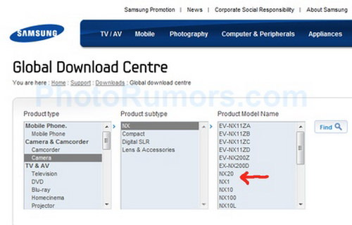 samsung-nx1-reference Samsung NX1 specs and announcement date leaked on the web Rumors
