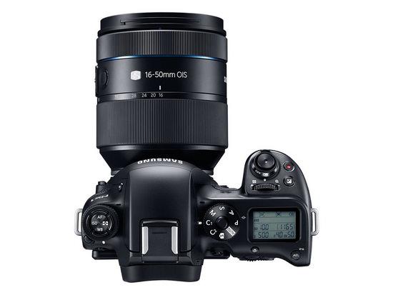 samsung-nx1-top Samsung NX1 mirrorless camera launched at Photokina 2014 News and Reviews