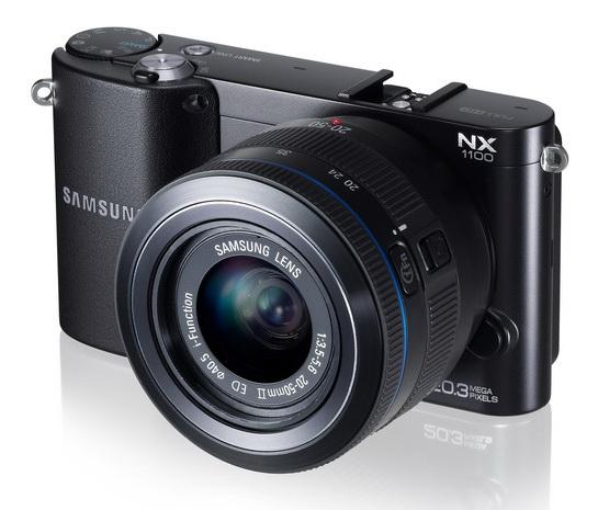 samsung-nx1100-mirrorless-camera-pre-order Samsung NX1100 mirrorless camera released for pre-order News and Reviews