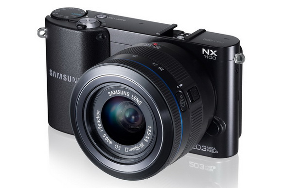 Samsung NX1100 can be pre-ordered at B&H