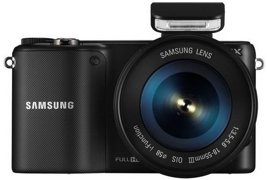 samsung-nx2000-mirrorless-camera Samsung NX2000 officially announced with NFC and WiFi News and Reviews