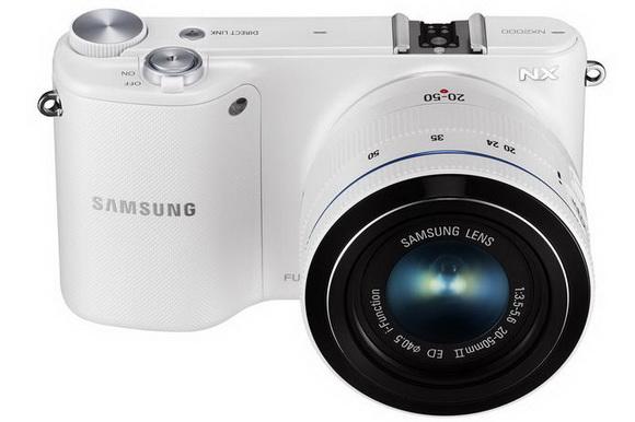 Samsung NX2000 Android camera photo