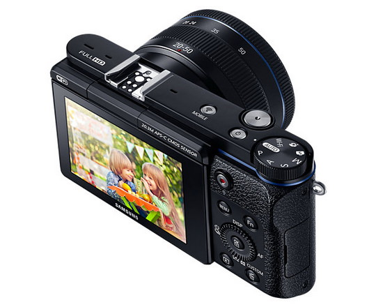 samsung-nx3300-back Samsung NX3300 specs and price details revealed News and Reviews
