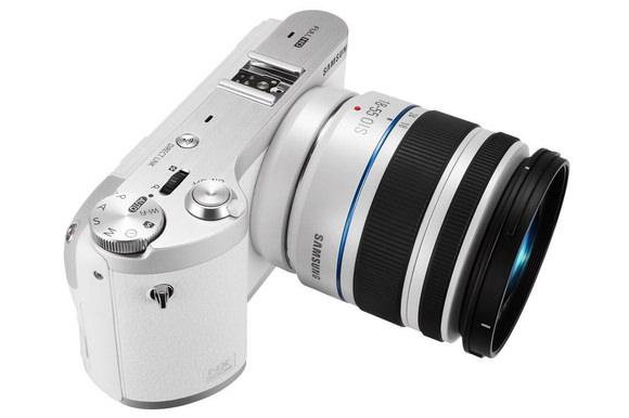 Samsung NX400-EVF specs