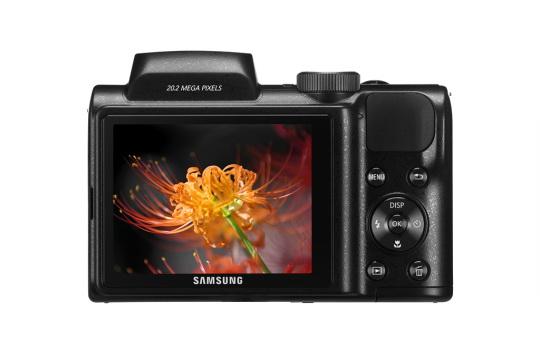 samsung-wb110-specs Samsung WB110 bridge camera announced with 20.2MP sensor News and Reviews
