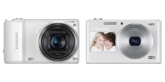 samsung-wb250f-dv150f-available Samsung WB250F and DV150F WiFi Smart Cameras now available News and Reviews
