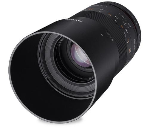 samyang-100mm-f2.8-ed-umc-macro Samyang 100mm f/2.8 ED UMC Macro lens unveiled News and Reviews