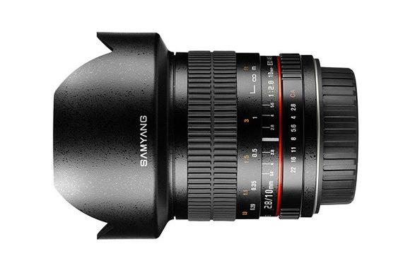 Samyang 10mm f/2.8 teaser