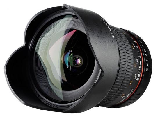 samyang-10mm-f2.8 Samyang 10mm f/2.8 lens specs leaked on the web Rumors