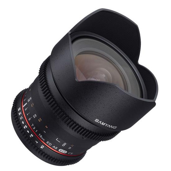 samyang-10mm-t3.1 Samyang 35mm f/1.4 AE lens and more optics finally announced News and Reviews
