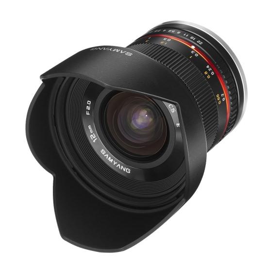 samyang-12mm-f2-ncs-cs Samyang 12mm f/2 NCS CS lens launched for mirrorless cameras News and Reviews