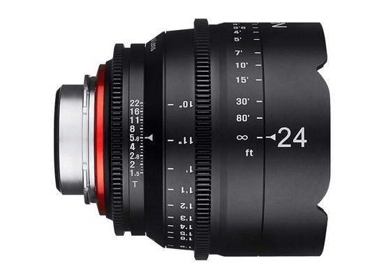 samyang-24mm-t1.5-leaked Three Samyang XEEN cine prime lenses coming on August 10 Rumors