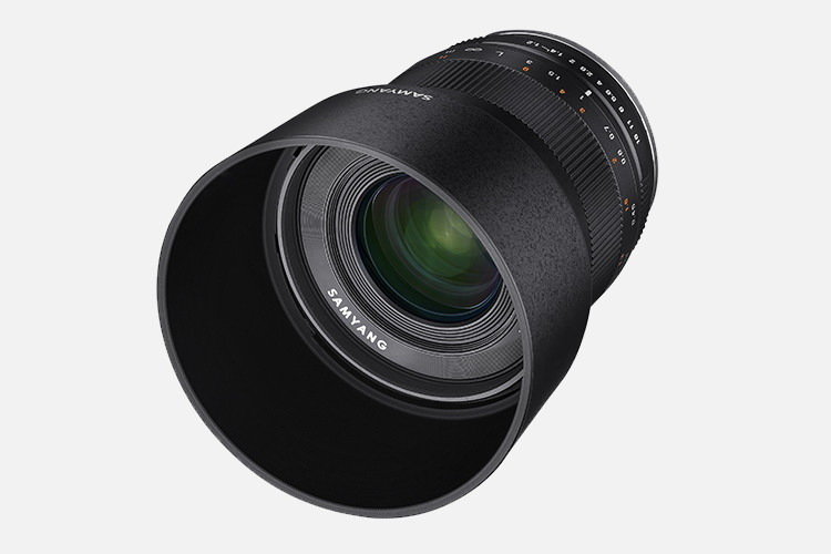 Samyang 35mm f/1.2 ED AS UMC CS lens