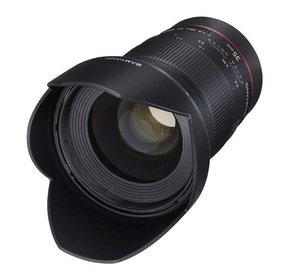 samyang-35mm-f1.4-ae Samyang 35mm f/1.4 AE lens and more optics finally announced News and Reviews