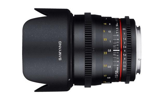 Samyang 50mm T1.5 AS UMC