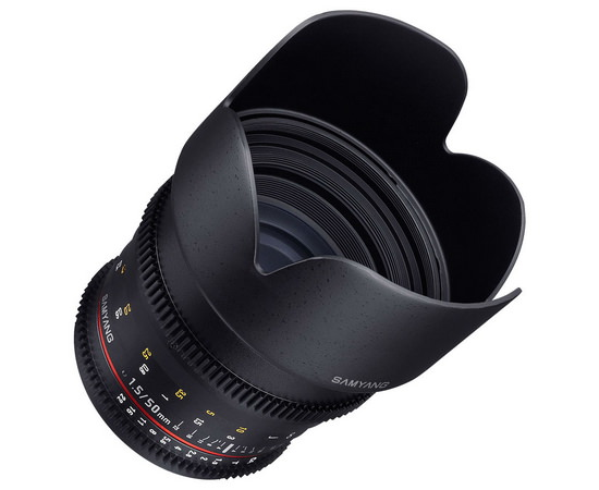 samyang-50mm-t1.5 Samyang 50mm T1.5 AS UMC lens officially announced News and Reviews