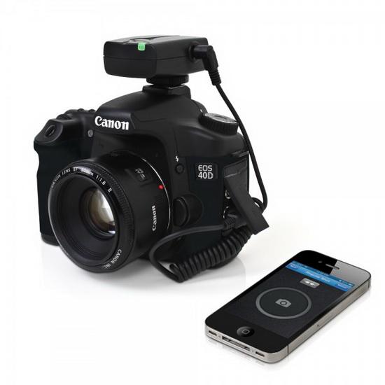 satechi-bluetooth-4.0-smart-trigger-canon-camera-iphone Satechi Bluetooth Smart Trigger controls Canon cameras via iPhone News and Reviews