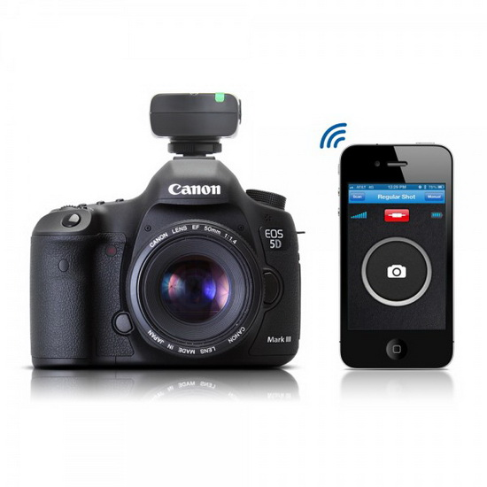 satechi-bluetooth-smart-trigger-canon-iphone Satechi Bluetooth Smart Trigger controls Canon cameras via iPhone News and Reviews