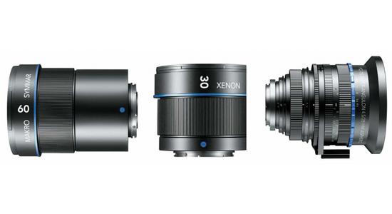 schneider-kreuznach-mft-lenses Three new Schneider-Kreuznach MFT lenses coming at Photokina Rumors