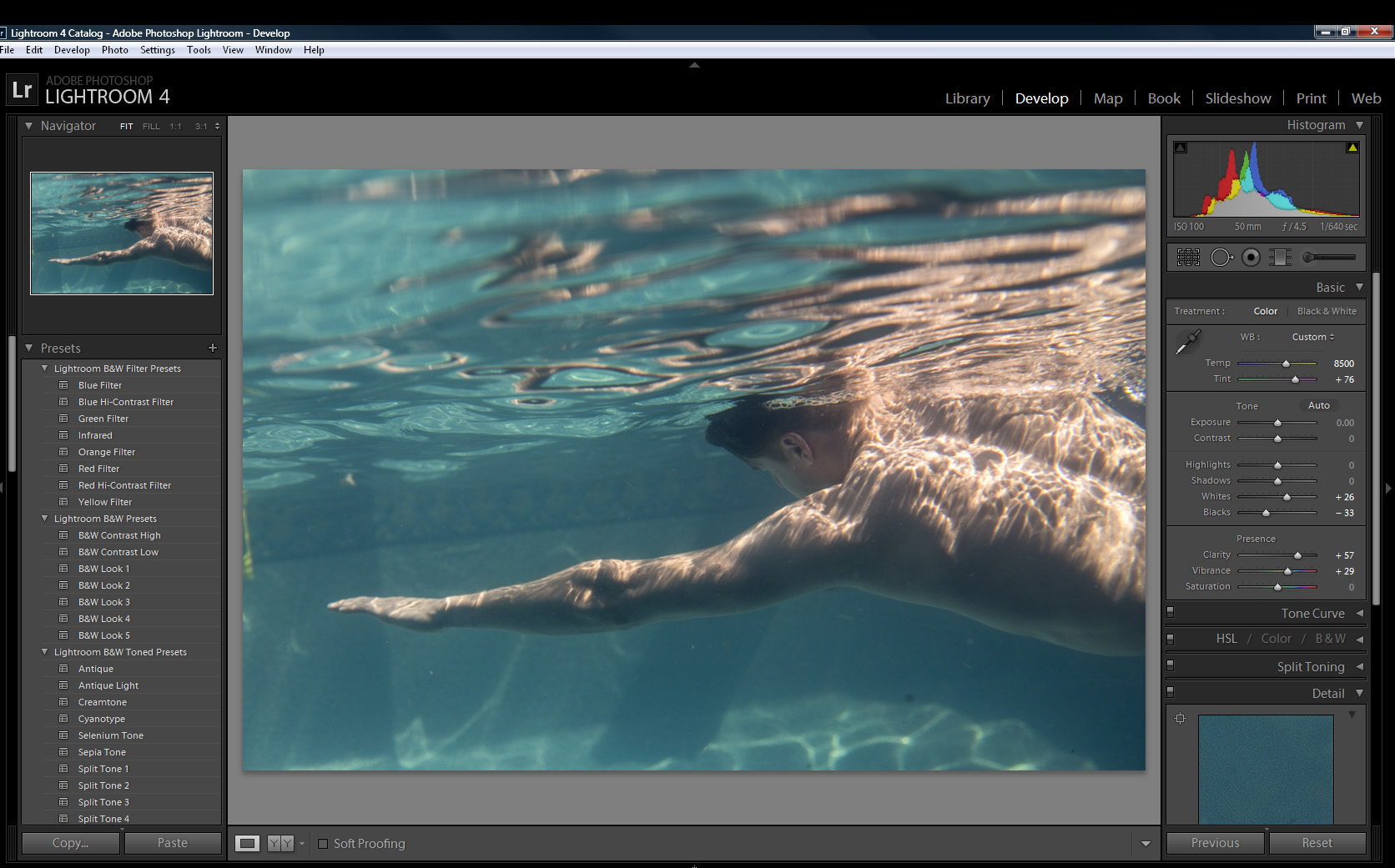 screenshot Underwater Photography for Beginners Guest Bloggers Photo Sharing & Inspiration Photography Tips Photoshop Tips & Tutorials Uncategorized