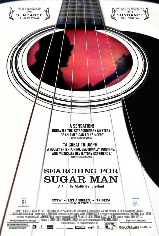 """searching-for-sugar-man-documentary-oscar-iphone-app Oscar-winning """"Searching for Sugar Man"""" movie was shot with an iPhone News and Reviews"""