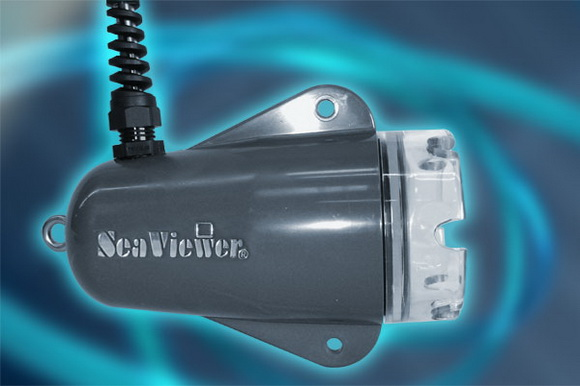 SeaViewer's SeaDrop 950 HD camera for DiveBot