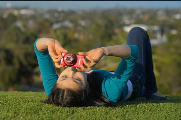 Screenshot from Nikon's second brand story video, The DAY