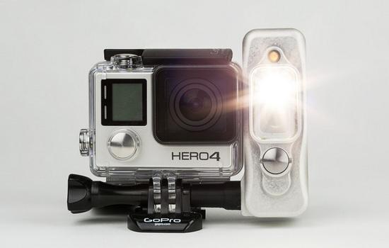 sidekick Sidekick is the perfect companion light for GoPro Hero cameras News and Reviews