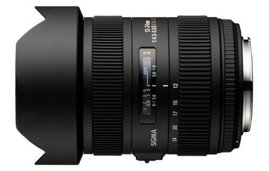 sigma-12-24mm-f4.5-5.6 Sigma Art ultra wide-angle lens rumored to be in development Rumors