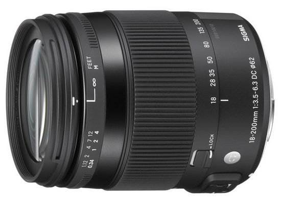 sigma-18-200-f3.5-6.3-dc-macro-os-hsm CES 2014: Sigma 50mm f/1.4 DG HSM Art lens now official News and Reviews
