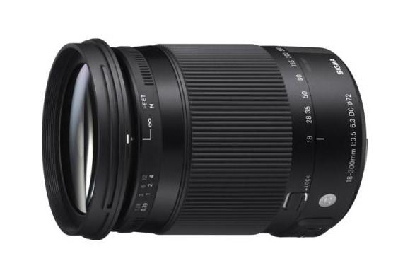Sigma 18-300mm f/3.5-6.3 Contemporary