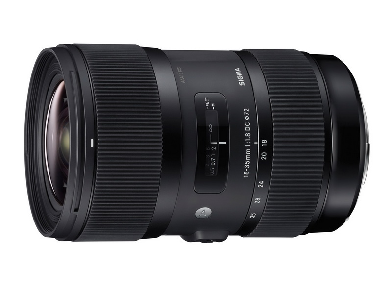 sigma-18-35mm-f1.8-dc-hsm-art-lens Sigma 18-35mm f/1.8 lens release date and price now official News and Reviews