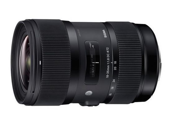 sigma-18-35mm-f1.8-lens-sony-a-mount Sigma 18-35mm f/1.8 lens to become available for Sony A-Mount cameras, too Rumors