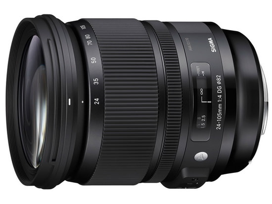 sigma-24-105mm-f4-dg-os-hsm-lens Sigma 24-105mm f/4 DG OS HSM lens price becomes official News and Reviews