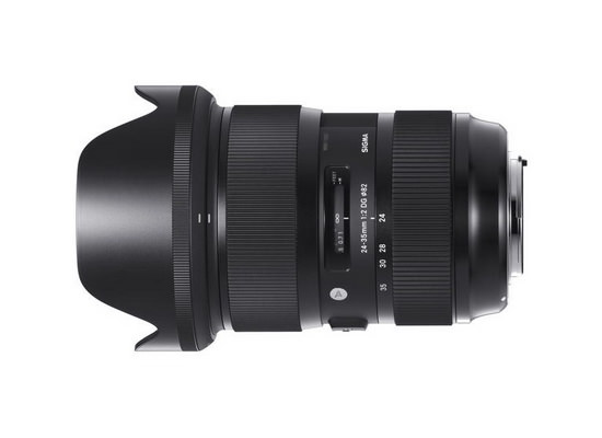 sigma-24-35mm-f2-dg-hsm-art Sigma 24-35mm f/2 DG HSM Art lens unveiled News and Reviews