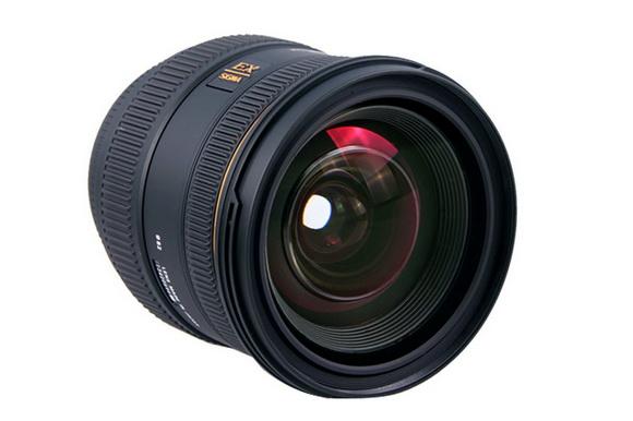 Sigma 24-70mm f/2.0 OS HSM lens